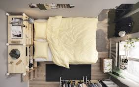 Ikea Small Bedroom Ideas by Square Foot Challenge Part 1