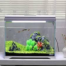 aquarium starter set mit deckel led aquarium set mini