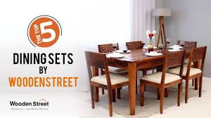 Top 5 Dining Table Set Designs At Wooden Street - YouTube Ashley Signature Design Charrell 5 Piece Round Ding Table Set With Belfort Essentials Camelia White Rectangular Glass Hanover Traditions 5piece Patio Outdoor 4cast F2094 F1052 Bbs Fniture Store Coaster Shoemaker Value City Interni Mirage Clear Top Tables A Modern Practical Option Metal Upholstered Chairs Room Black Kitchen High Tall Marble On Carousell