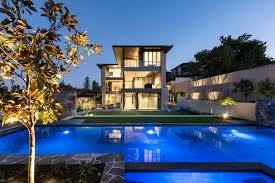 100 Contemporary Homes Perth Stunning Resort Style Mansion In