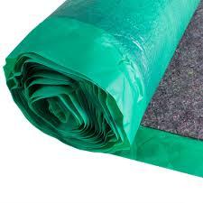 Floor Muffler Vs Cork Underlayment by Roberts Super Felt Premium Underlayment