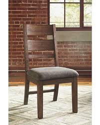 Zenfield Dining Room Chair Set Of 2 By Ashley HomeStore Gray
