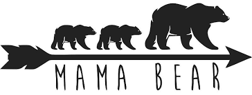 Mama Bear Silhouette At GetDrawings