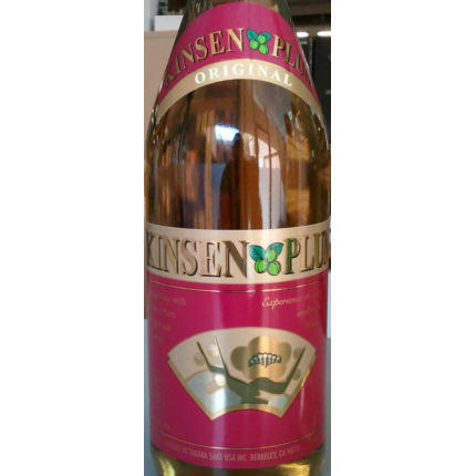 Kinsen Plum Grape Wine with Natural Plum Flavor and Caramel