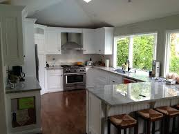 Full Size Of L Shaped Kitchen Island Ideas With Seating For 4 Designs Pictu Archived On