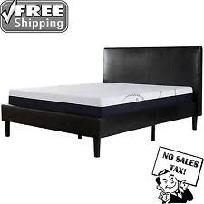 King Size Platform Bed With Headboard by King Bed Headboard Ebay