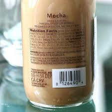 Starbucks Frappuccino Chilled Coffee Drink Mocha 2 Gluten Free