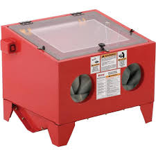 Central Pneumatic Blast Cabinet Glass by Grizzly G0476 Benchtop Sandblast Cabinet Amazon Com