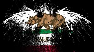 California Flag Eagle Backgrounds HD Desktop Wallpaper