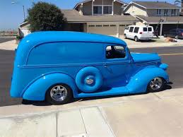 100 Ford Panel Truck For Sale 1938 For ClassicCarscom CC888788