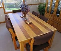 Kitchen Table Plans Woodworking Tables And Dining Room Are Basically Treated As The Same Living Pipe Frame Harvest Free