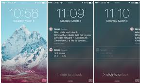 How to iOS lockscreen notifications on your Android device