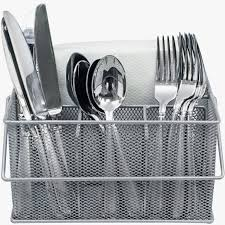 Enchanting Silverware Caddy For Dining Room Decoration Utensils And Table
