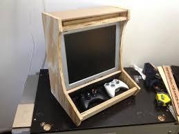 Diy Arcade Cabinet Flat Pack by Diy Arcade Cabinet Kits More Cabinet 10 U0026 11