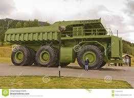 100 Haul Truck Giant Titan Mining Editorial Stock Photo Image