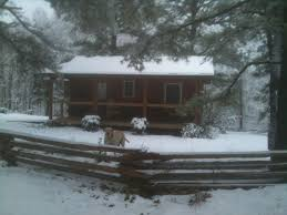 Gill Ridge Jack s Log Cabin Near Meramec River in Quiet Wooded