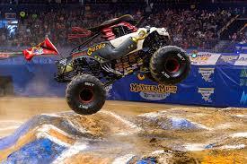 100 Monster Trucks Atlanta Pirates Curse Jam