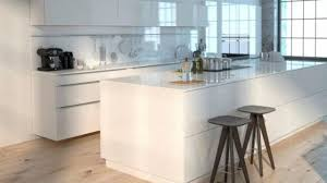 beton ciré mur cuisine revêtement cuisine sol murs crédence carrelage béton ciré
