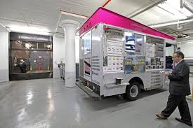 100 Coolhaus Food Truck S Serve A Chelsea Buildings Upper Floors The New York Times