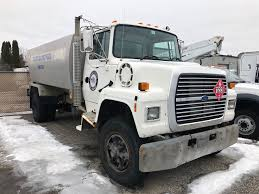 100 Rowe Truck 1997 FORD L8000 TANKER TRUCK FOR SALE 613952