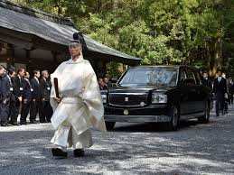 100 Continental Truck Driving School Japans New Emperor Picks His Ridean Old Toyota WSJ