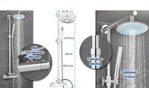 grande vita wellness duschsäule für 119 bei aldi preis
