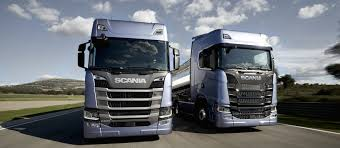 100 Scania Truck Introduces New Truck Range Group