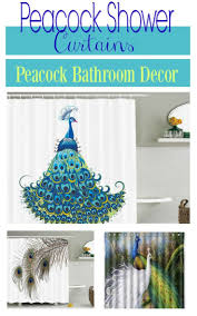 Dark Teal Bathroom Decor by Best 25 Peacock Bathroom Ideas On Pinterest Peacock Themed