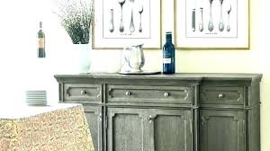 Dining Room Sideboards Elegant White Mirrored Buffet Cabinet Awesome And Buffets Stylish Furniture