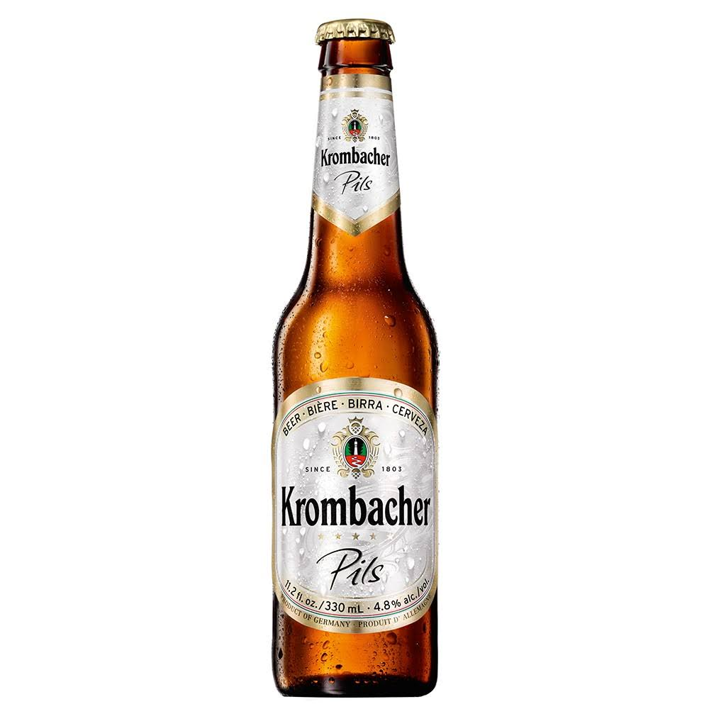 Krombacher Pilsner - 500ml