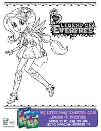 My Little Pony Coloring Pages Fluttershy Equestria