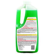Zep Floor Sealer Msds Sheets by Zep Commercial Drain Care Liquid Build Up Remover 64 Oz At