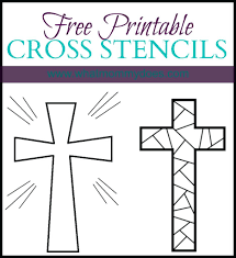 Printable Coloring Pages Crossword Puzzles Do Free Cross Bible Lesson Preschool Craft Here Christian Templates Page