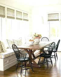 Dining Room Bench Seats Seating Ideas Booth Best Seat On Attractive