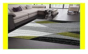 vimoda wohnzimmer teppich modern geometrisches muster