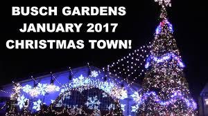 Christmas Tree Lane Turlock Ca by Bush Gardens Christmas Town Fishwolfeboro