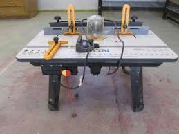 Cabinet Table Saw Kijiji by 25 Unique Ryobi Router Table Ideas On Pinterest Ryobi Router