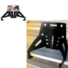 Custom Stadium Chairs For Bleachers by Stadium Back Bleacher Seat Chair Bench Portable Support Sporting