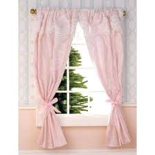 Pale Pink Curtains – teawing