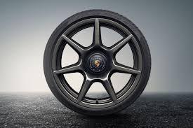 Porsche Built $18,000 Carbon Wheels For The 911 - Roadshow