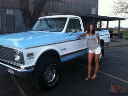 1971 Not 1967,1968,1969,1970, Or 1972 4wd Shortbed 71 1972 Chevy K20 4x4 34 Ton C10 C20 Gmc Pickup Fuel Injected The Duke Is A 72 C50 Transformed Into One Bad Work Chevrolet Blazer K5 Is Vintage Truck You Need To Buy Right 4x4 Trucks Chevy Dually C30 Tow Hog Ls1tech Camaro And Febird 3 4 Big Block C10 Classic Cars For Sale Michigan Muscle Old Lifted Ford Matt S Cool Things Pinterest Types Of 1971 Custom 10 Orange 350 Motor Custom Camper Edition Pick Up For Youtube 1970 Cst Stunning Restoration Walk Around Start Scotts Hotrods 631987 Gmc Chassis Sctshotrods