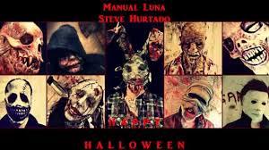 Slipknot Halloween Masks 2015 by Horror Mask Maniacs Halloween Montage 2015 Youtube