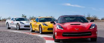 Corvette Driving School | Performance Driving Program For Stingray ...