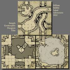 3d Printed Dungeon Tiles by Inked Adventures Blog Archive Geomorphic Dungeon Tiles Early