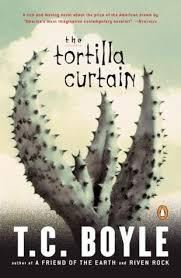 the tortilla curtain by t c boyle