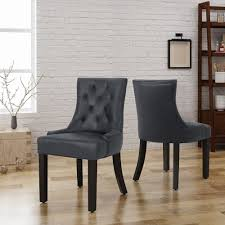 Harley Traditional Microfiber Dining Chairs (Set Of 2) - Navy Blue Fairy Contemporary Fabric Ding Chairs Set Of 2 Navy Blue Shelby Chair In Channel Tufted Velvet By Meridian Fniture Hanover Mcer 5piece Patio With 4 Cushioned And A 40inch Square Table Mercdn5pcsqnvy Colston Silver Leaf Including Brookville Harley Traditional Microfiber Details About Bates New Opal Room Gold William