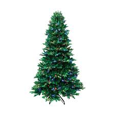 Fraser Fir Christmas Trees Artificial by Artificial Fake And Pre Lit Christmas Trees At Ace Hardware