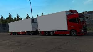 100 Truck Tandems Not Seeing Many Trailer Tandems Around Here Trucksim