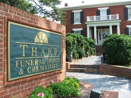 Tharp Funeral Home Bedford Tharp Funeral Home & Crematory Inc