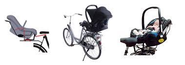 vélo avec siège bébé conseils et solutions pour emmener un enfant à vélo